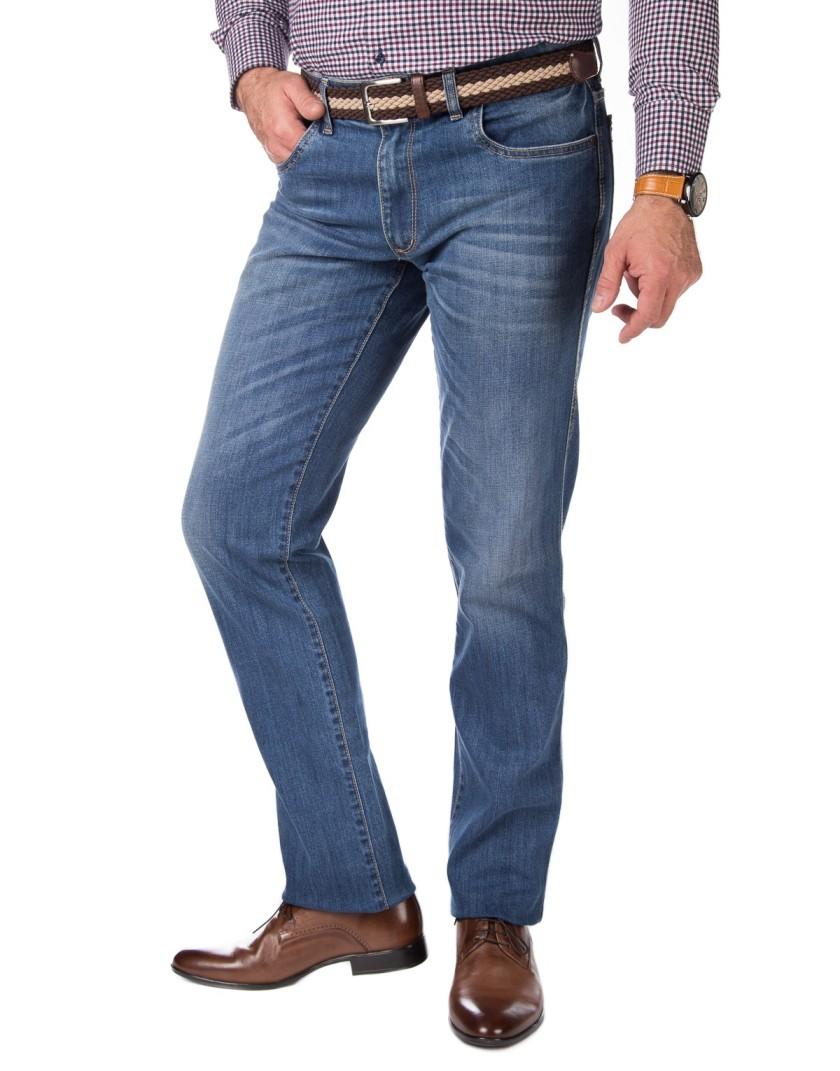 Klasyczne niebieskie jeansy SV0061