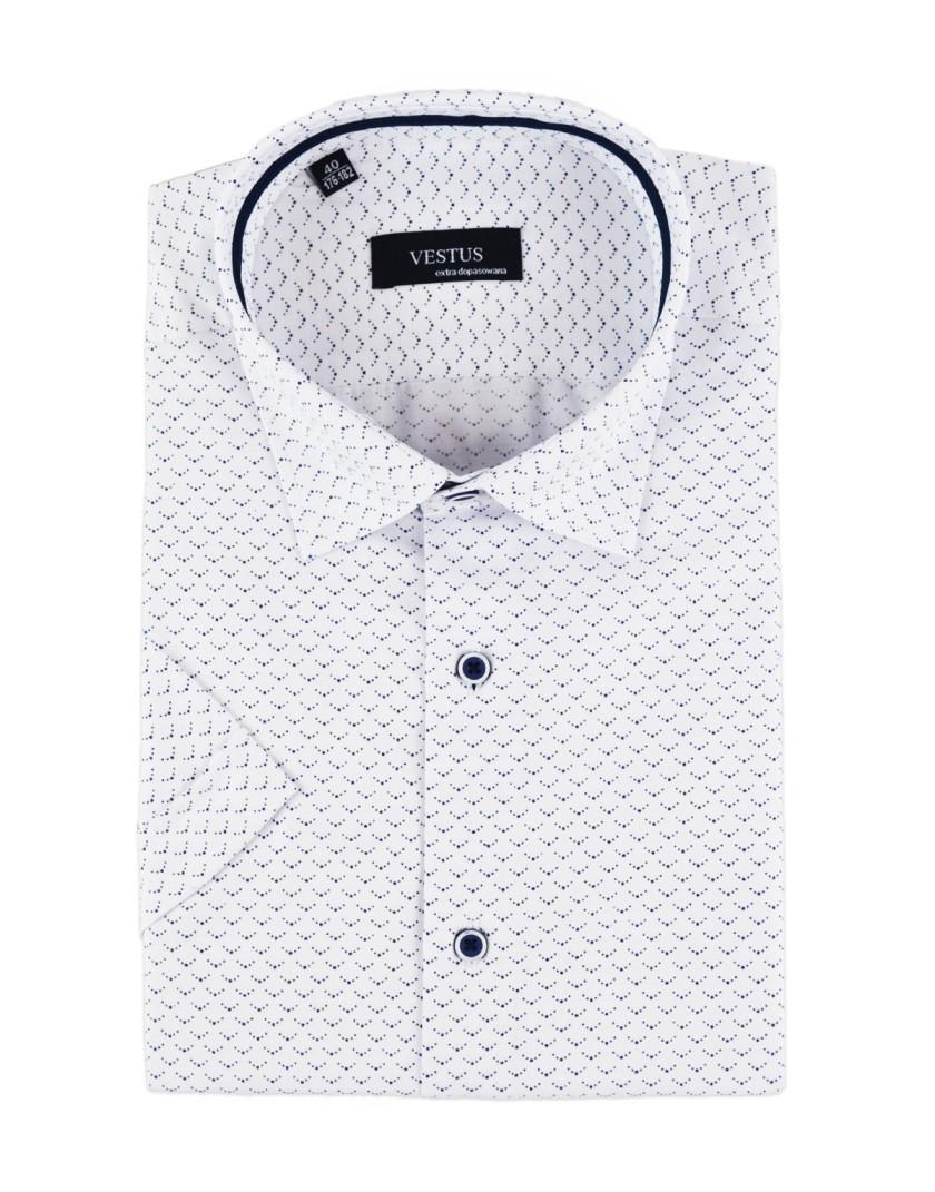 Koszula męska z krótkim rękawem KT4032