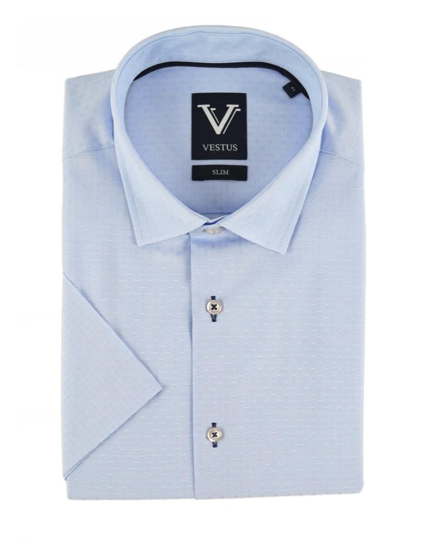 Koszula męska z krótkim rękawem KE2051