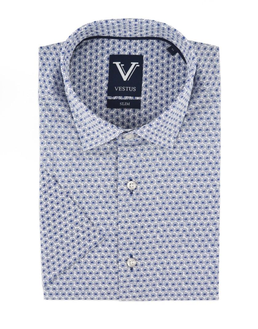 Koszula męska z krótkim rękawem KE2053