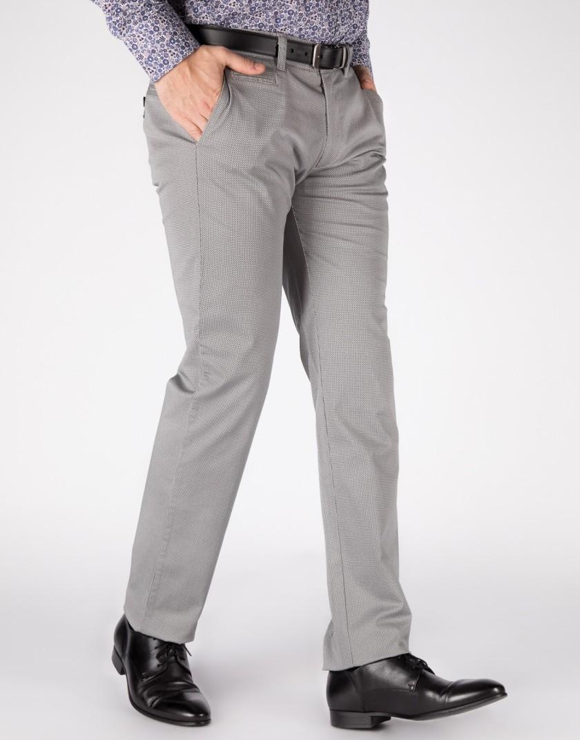 Szare spodnie męskie SV0083