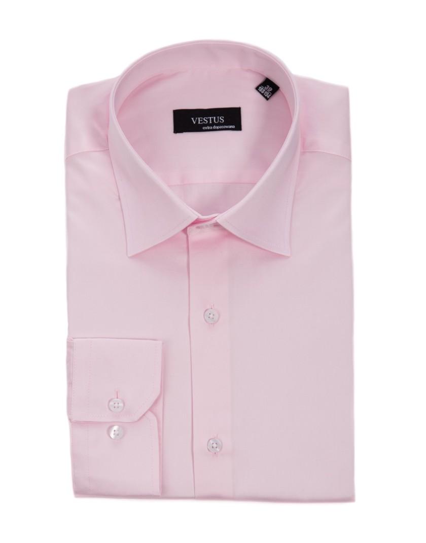 Różowa koszula KT4018