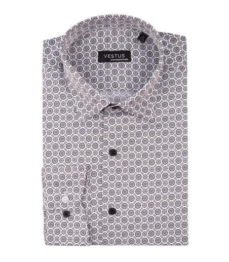 Koszula w geometryczne wzory KT4049