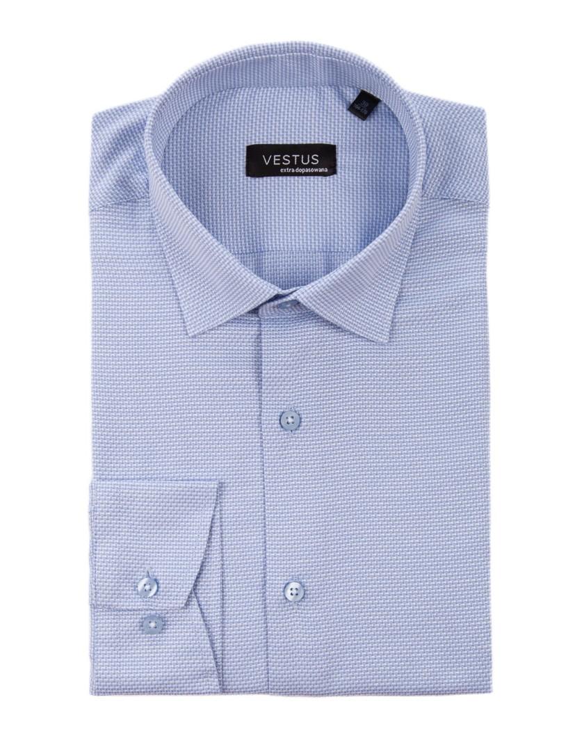 Błękitna koszula KT4042