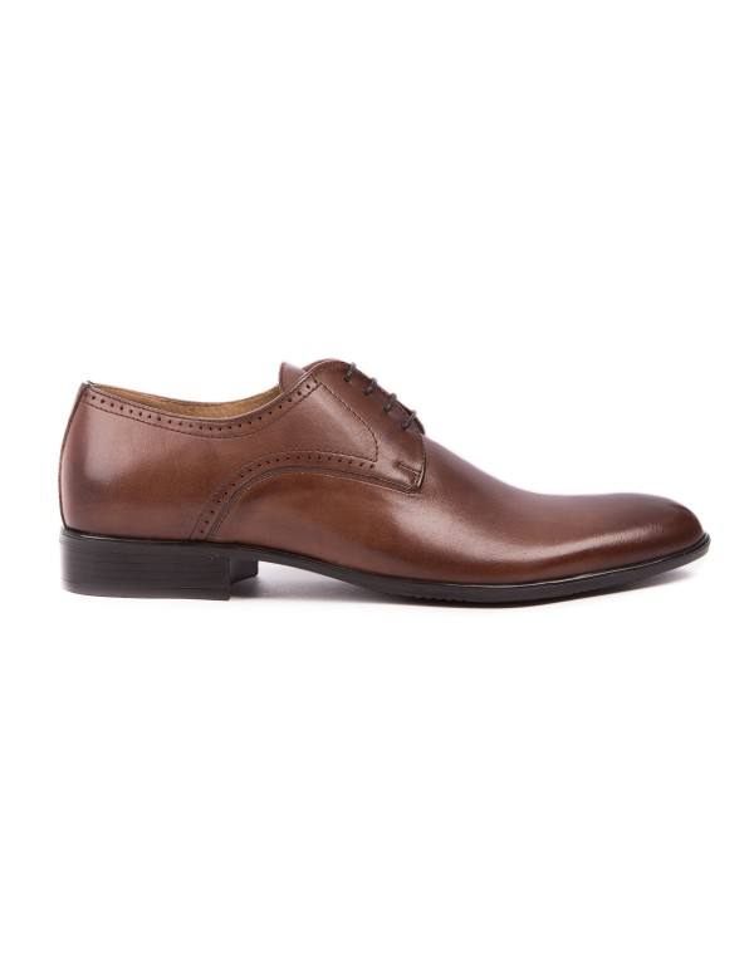 Klasyczne brązowe buty męskie OT3611
