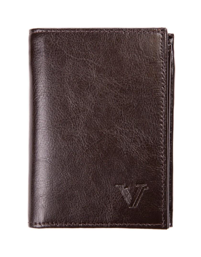 Brązowy portfel DW2113