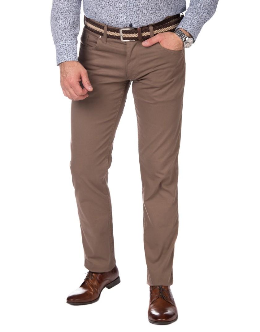 Klasyczne beżowe spodnie SV0029