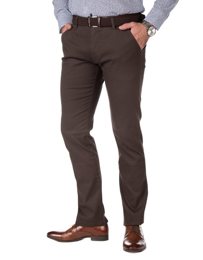 Ciemnozielone spodnie SV0057